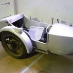 Sidecar BMW R12