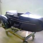Sidecar Harley 1200