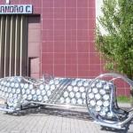 Escultura Automóvel (Original)