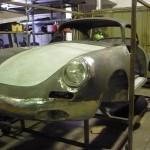 Restauro Porsche 356